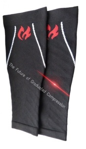 Peak Power Sport 'Empowers' the Sports Community with its New Graduated Calf Compression Sleeves