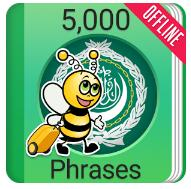 Learn Arabic 5000 Phrases Will Become an Illustrative Mini Dictionary for Arabic Phrases in Months