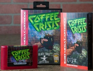 Kickstarter Campaign Launched To Fund Groundbreaking Sega Genesis Throwback 'Coffee Crisis'