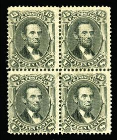 valuable US stamps