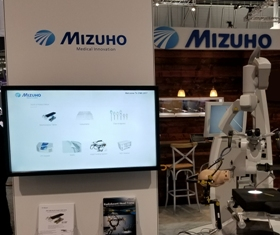 Dimension Craft, Inc., Didgebridge LLC Delivers Digital Product Catalog to Mizuho America Inc. at CNS Annual Meeting 2017